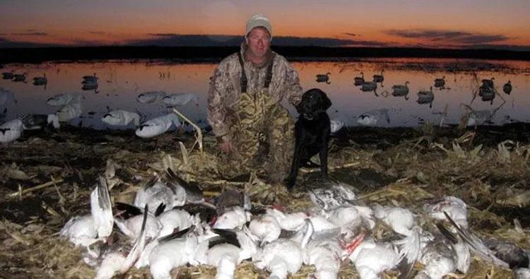 Waterfowl Junkie Outdoors Spring Hunt
